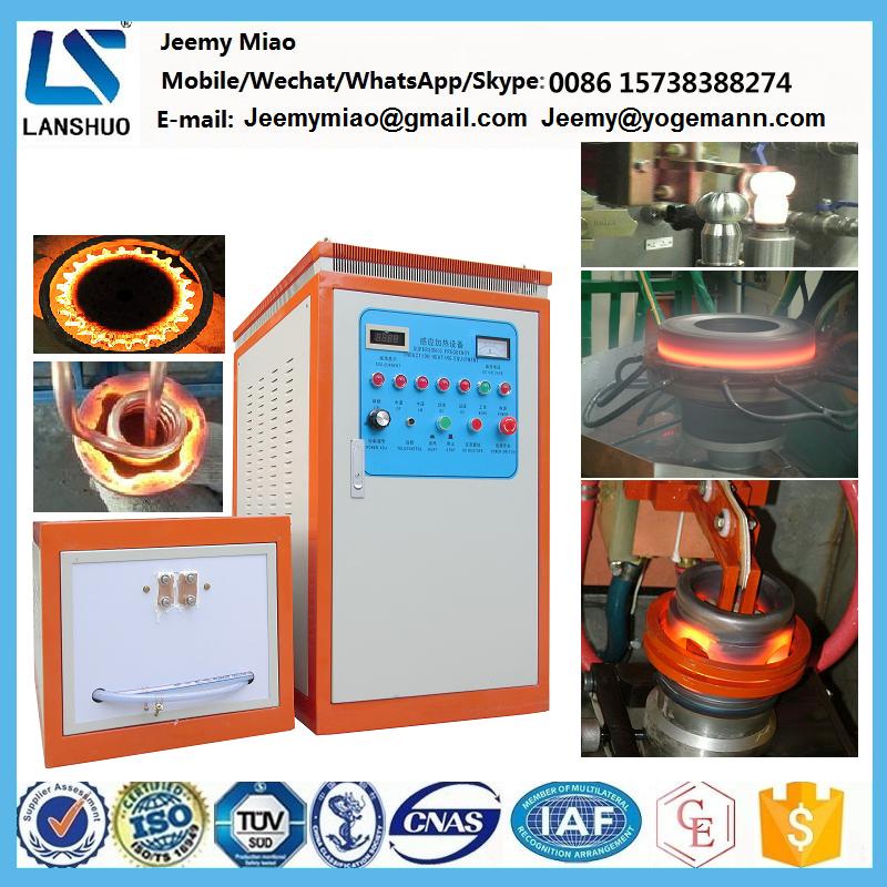 60KW Induction Heating Machine Hardening Quenching Furnace