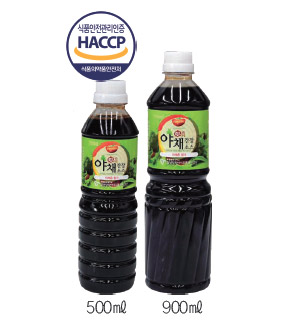 Sungsim Vegetable Soy Sauce