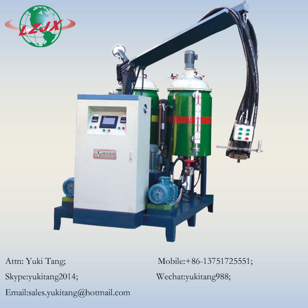 High pressure PU Injection Molding Machine for Culture Stone