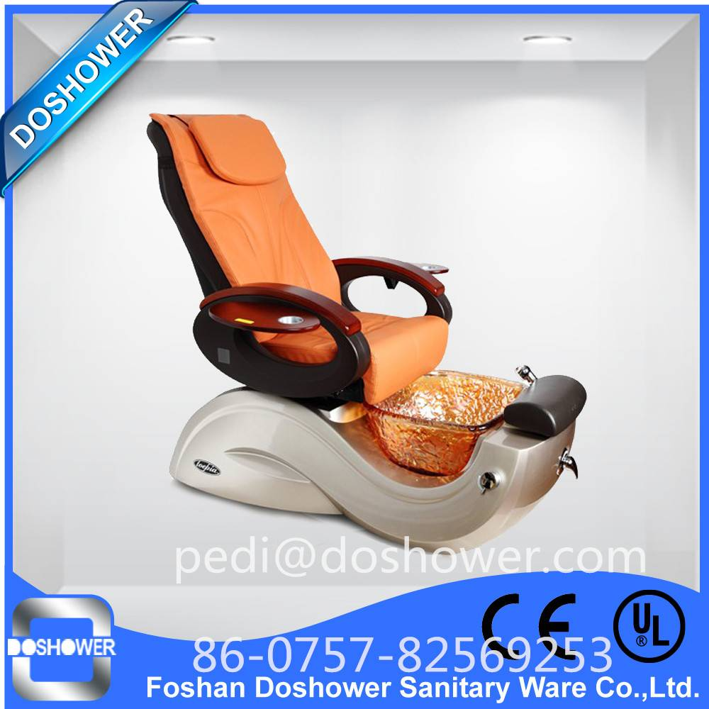 Doshower DS-S17 hot sales best quality pedicure spa chair and luxury 3D zero gravity massage chair