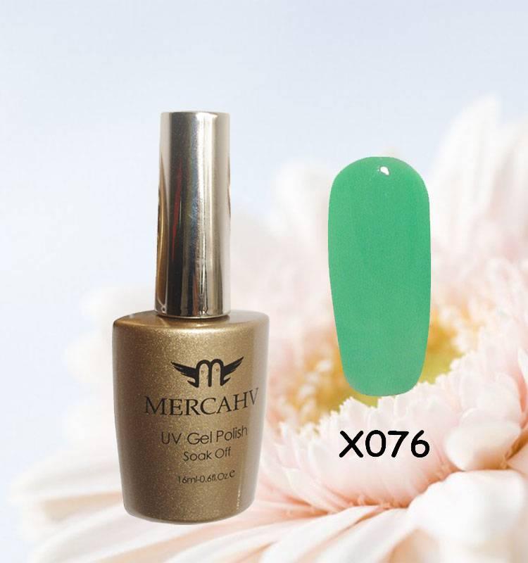MERCAHV Three Step UV LED Nail Polish Gel