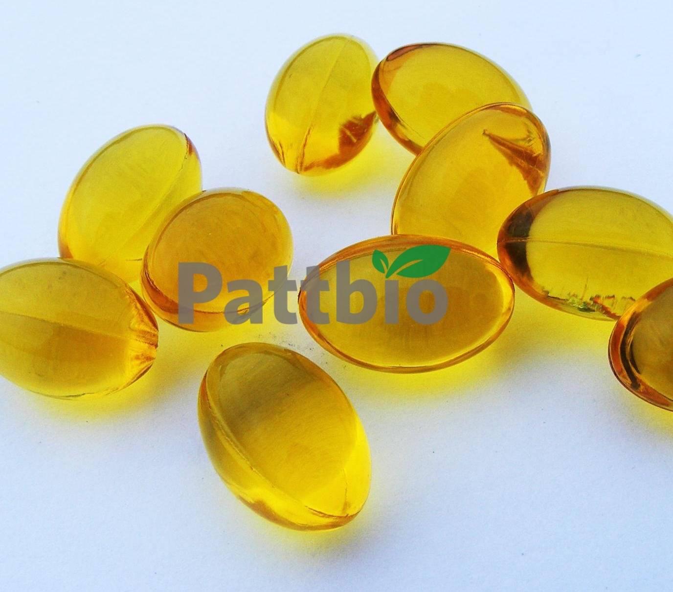 Shark Liver Oil Softgel contract manufacturer private label OEM