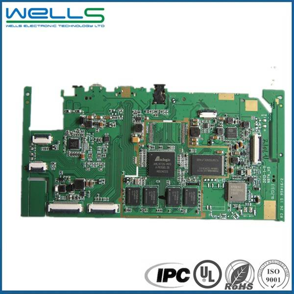 Electronic Components Printed Circuit Board Pcba Assembly Pcb Design Service