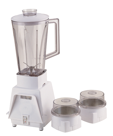 3 IN 1 Hot sale good price 1.0L jar blender