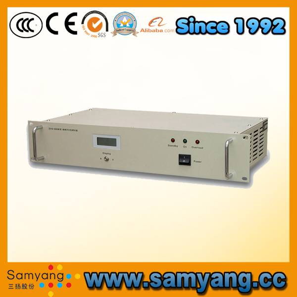 "AC DC 19 Inch Rack Mount Switching Power Supply (48VDC, 2U, 19"")"
