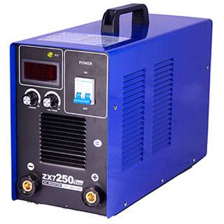 China best quality inverter DC arc weldig machine ARC250S