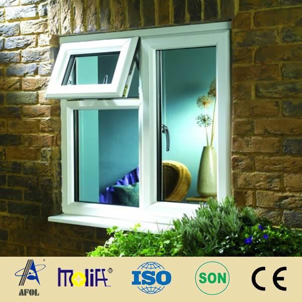 cheap price pvc awning window