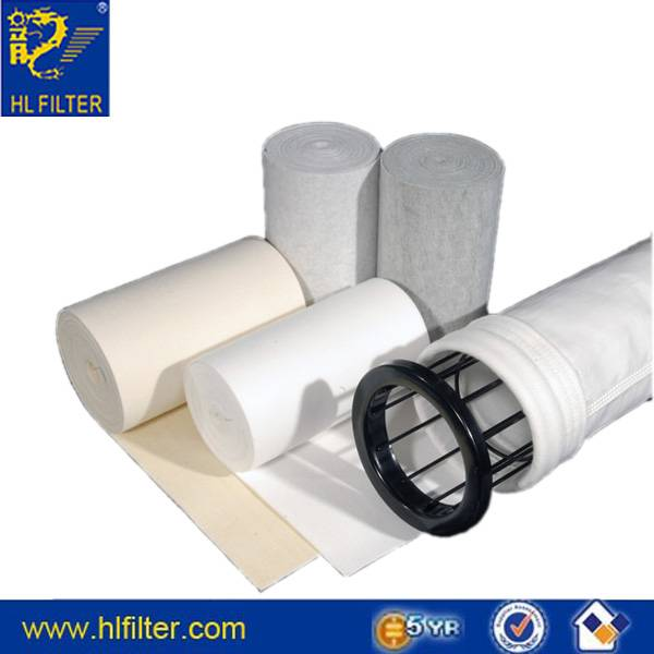 Filter fabric nonwoven felting needles ptfe liquid filter fabric