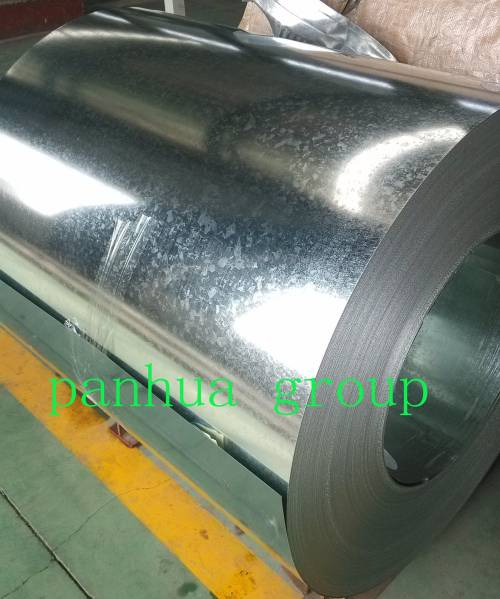 hot dipped galvanized steel coils HDGI DX51D SGCC