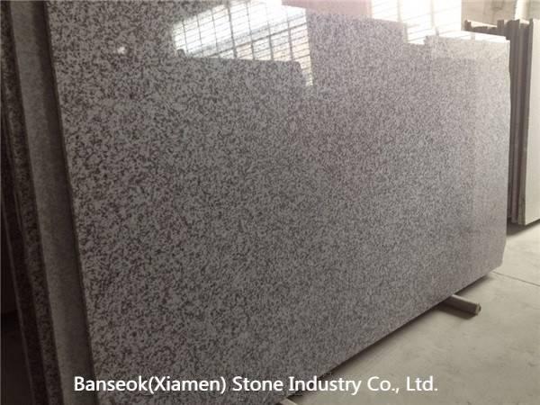 Big White Flower Granite Tiles and Slabs