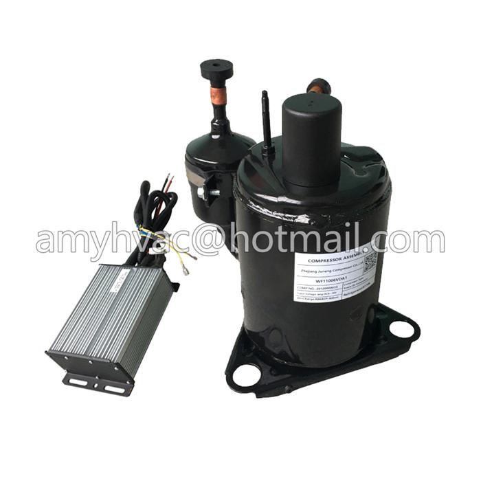 portable conditional air con compressor for vehicles 12v
