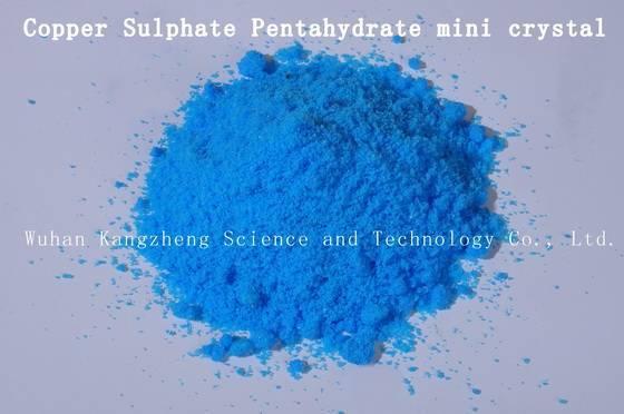 Copper Sulfate Pentahydrate feed grade