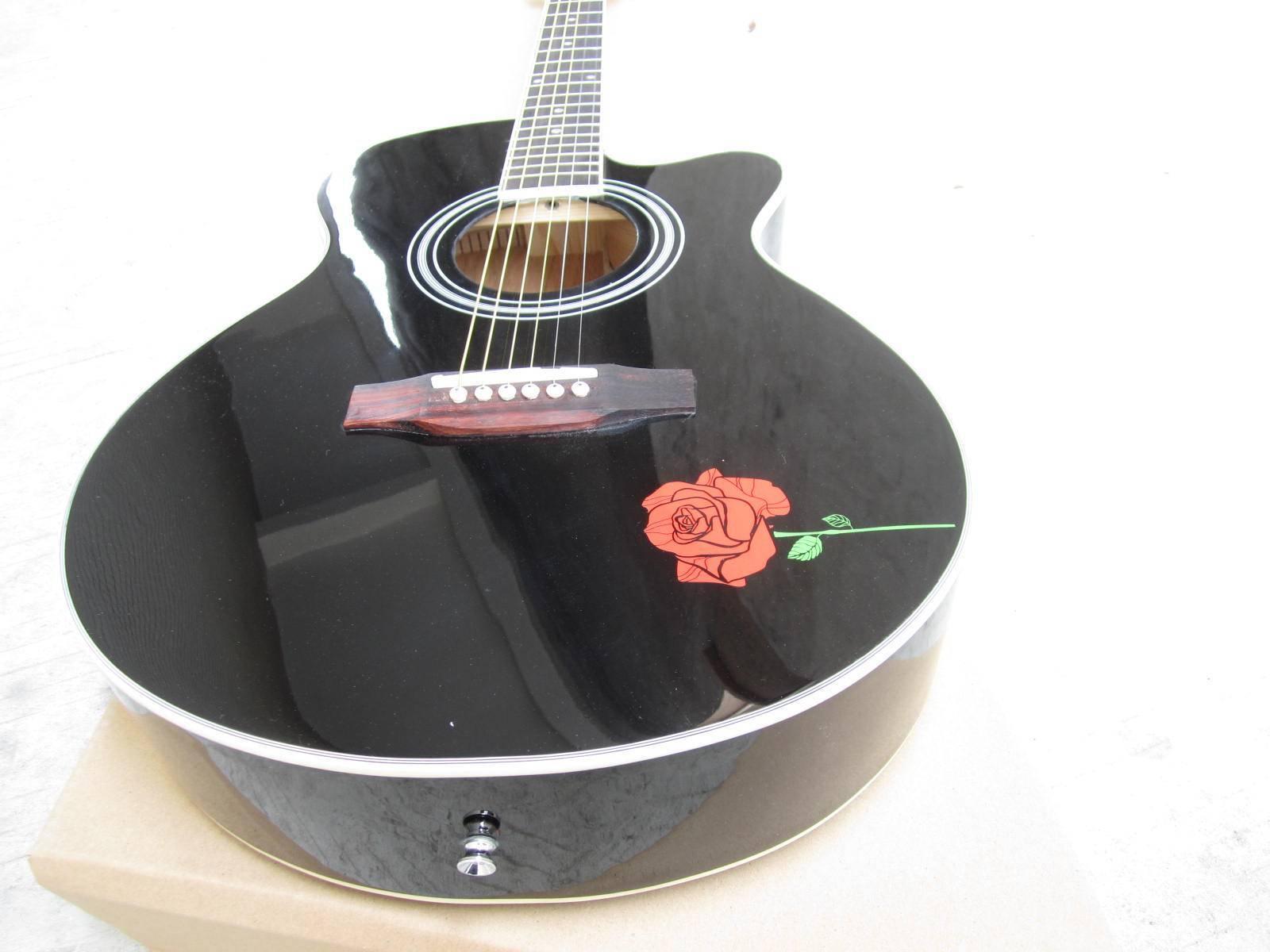 SEASON guitar(love roses)