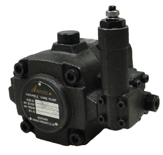Mid-pressure Variable Displacement Vane Pump - HVP Series
