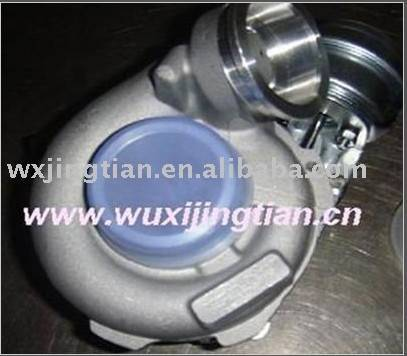 Benz GT1852V Turbocharger