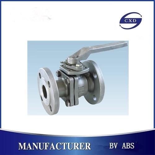 Flange ball valve-JIS ASME DIN