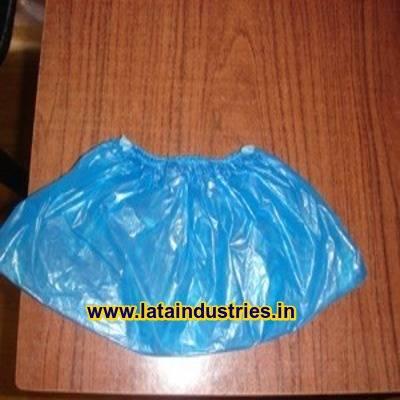 Plastic Shoe Cover Elastic