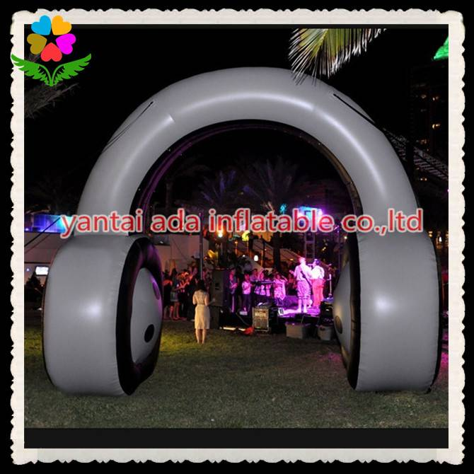 Advertising Inflatable Earphone