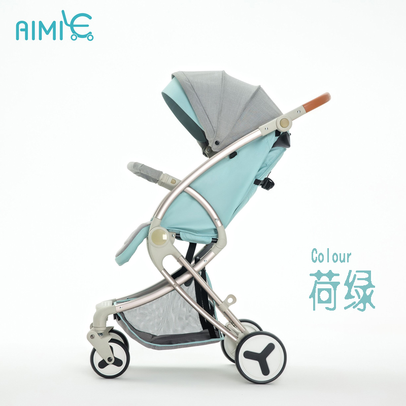 OEM Factory Online Wholesale Safe Baby Stroller Color Changeable China