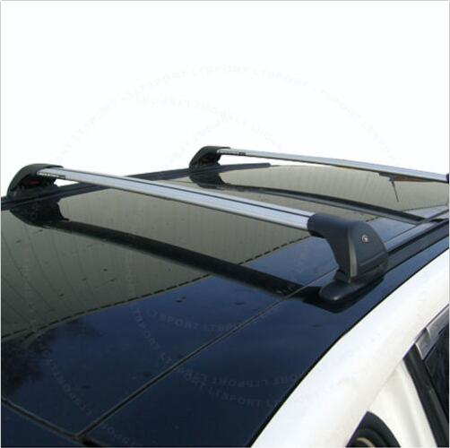 "For TOP LUGGAGE CARRIER 46"" Aluminum crossbar of accessories as UNIVERSAL car ROOF RACk"