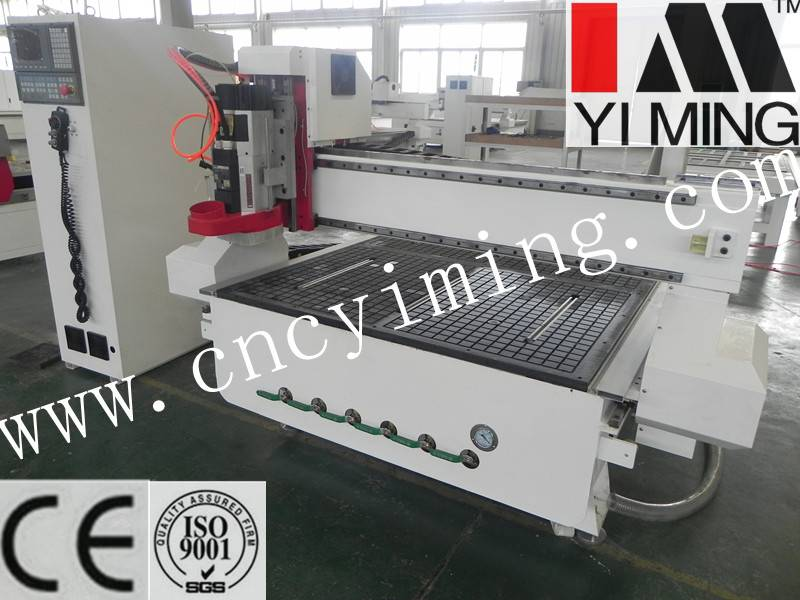 3d cnc router machine  with auto tool changer