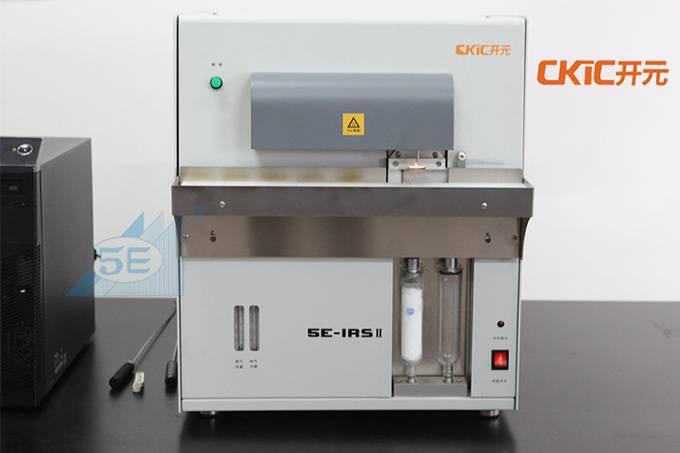 5E-IRSII Automatic Infrared Sulfur Analyzer
