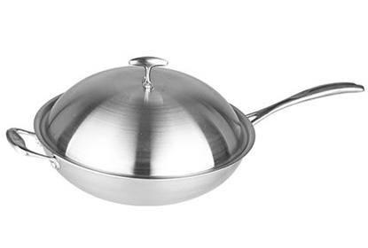 304Stainless steel pot- wok