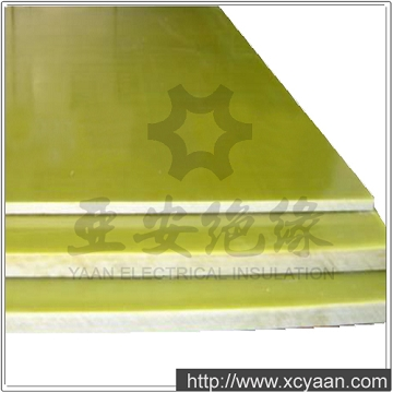 Electrical insulation Epoxy Glass Cloth Laminate Sheets