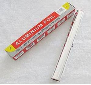aluminum foil roll household size roll small roll
