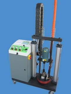 TechAdhesion hot melt equipment