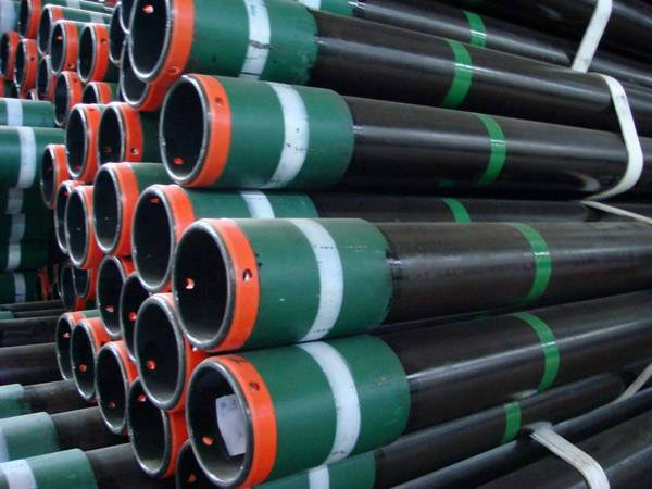 stainless steel casing pipe