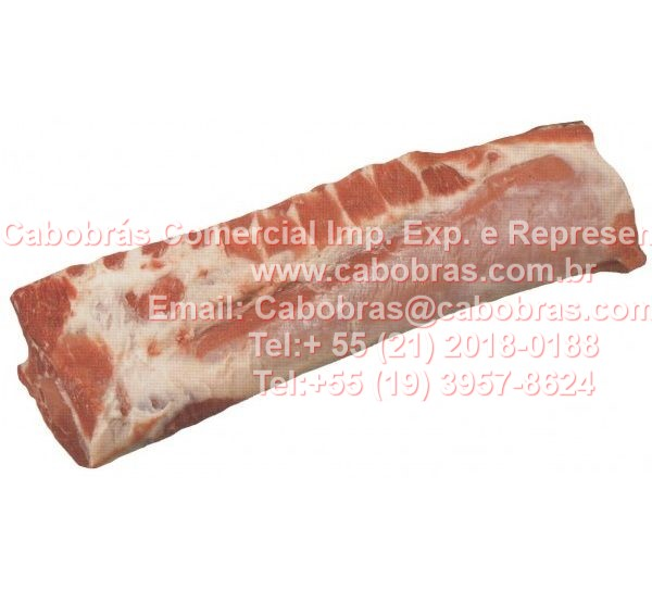 Frozen Pork Loin Bone in, Pork Loin Boneless