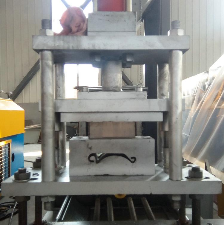rolling shutter machine price