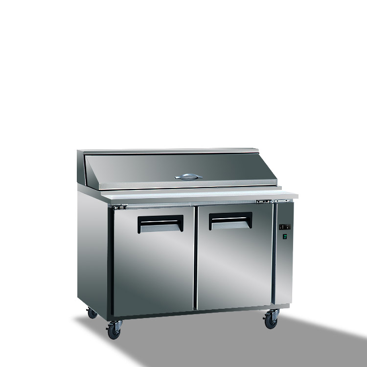 Commercial chiller table for hotels