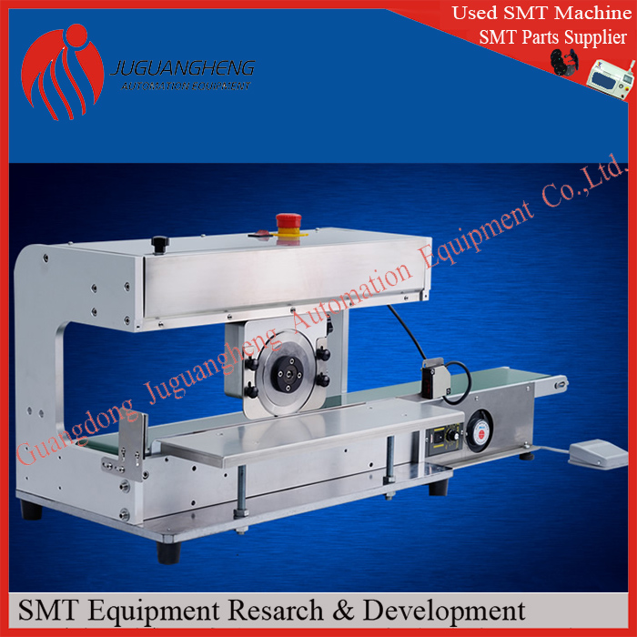 SAMTECH JGH-208 PCB cutter with delivery platform