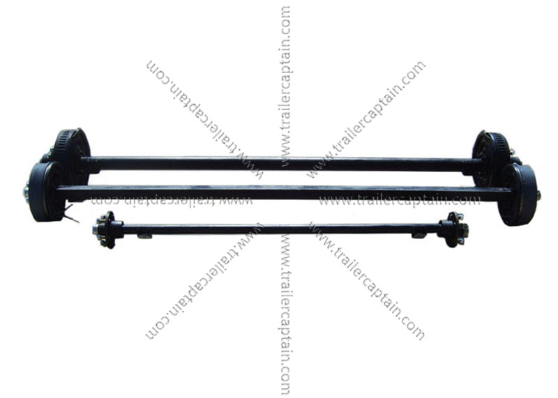 Trailer Axles For Sale - Different Capacities and Sizes