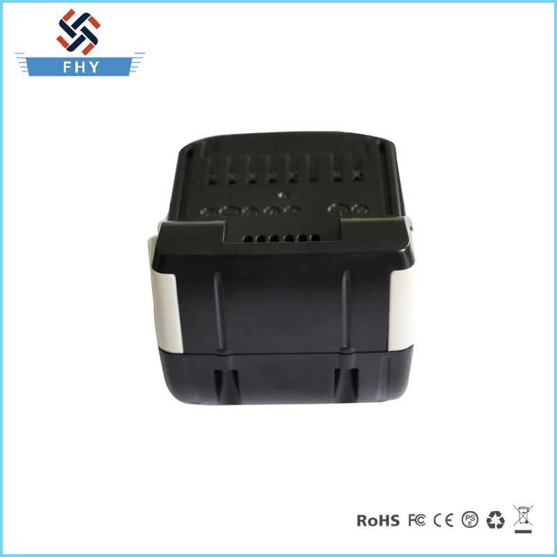 14.4V 4000mAh Bsl1430 Li-ion Power Tool Battery Replacement for Hitachi