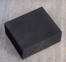 high purified graphite block