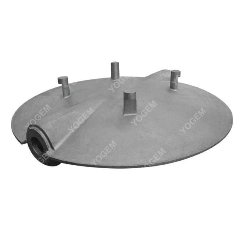 Ductile Iron Casting Valve Plate