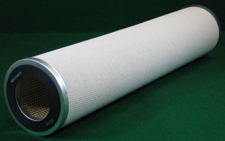 natural gas coalescer filter