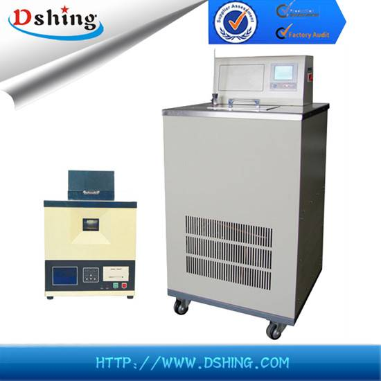 DSHD-0613A  Automatic Fraass Breaking Point Tester