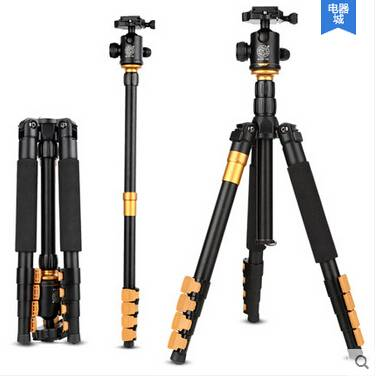 Aluminum camera Tripod  shoot any angle