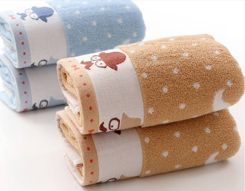 baby cotton towel