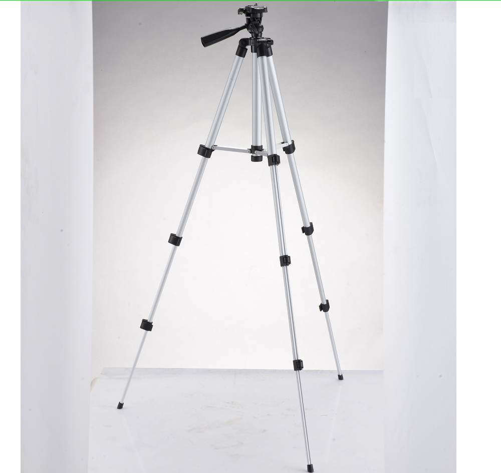 1350mm Cheap Price DSLR Spare Parts Light Weight Tripod Aluminum Photographic Accessories