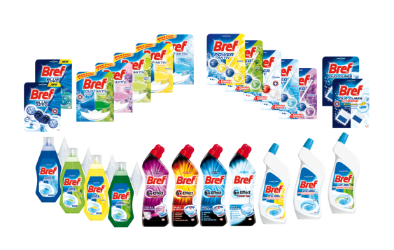 BREF WC PRODUCTS