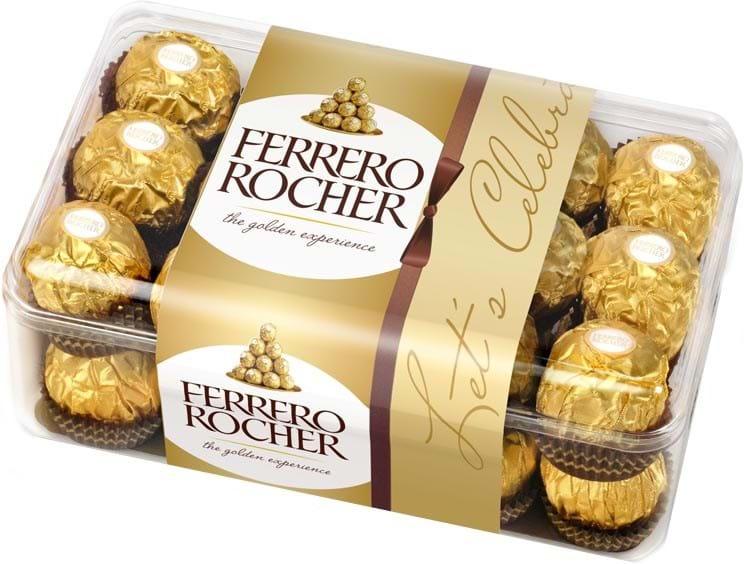 Ferrero Rocher T4 T16 T24 T30