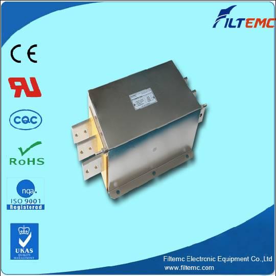 AC three-phase PV inverter filter/EMI filter
