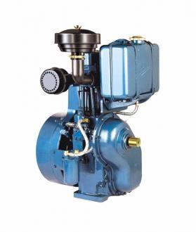 Water cooled Diesel engine ,One Cylinder