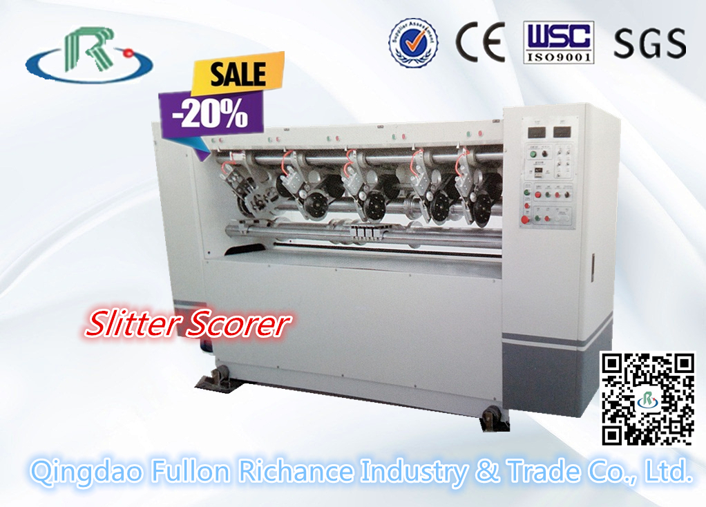 Thin Blade Slitter Scorer (SS-ZQ Type Paper Making Machine)