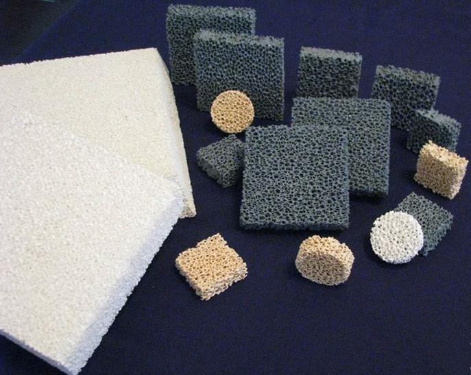 High Quality Ceramic Foam Filter China Manufacturer, Alumina Ceramic, Silicon Carbide, Zirconia, MGO